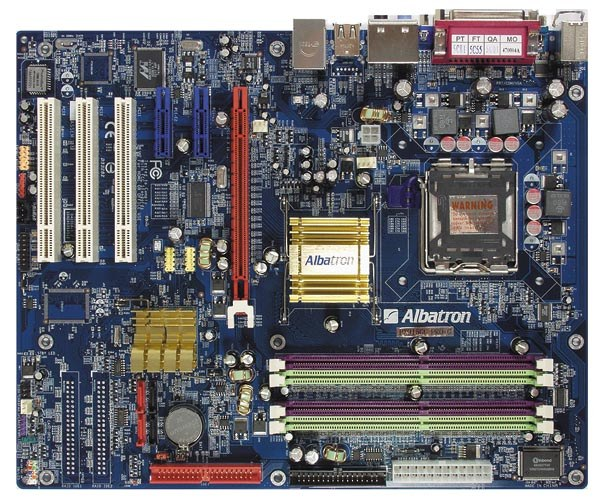 Albatron PX915GC Pro-G Marvell LAN Driver for PC
