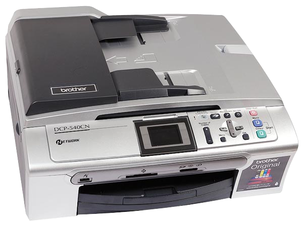 BROTHER DCP-540CN DRIVER (2019)
