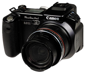 Canon Powershot Pro1IS