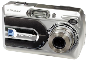 Fujifilm Finepix A330 in A340