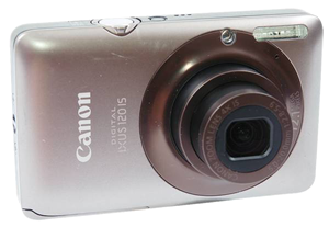Canon Ixus 120IS