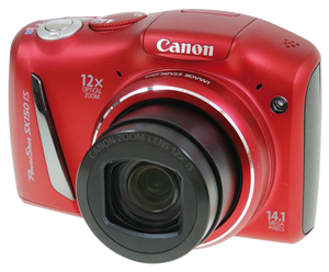 Canon PS SX150IS