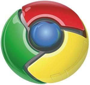 Google Chrome na dlani