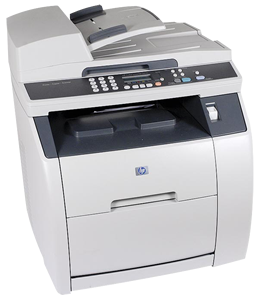 HP Color LaserJet 2820 in 2840