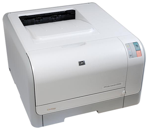 HP Color LaserJet CP1215 in CP1515n