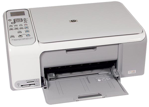 Hewlett-Packard Photosmart C4180