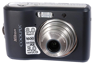 Nikon Coolpix L16 in Coolpix L18