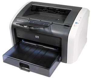 HP Laserjet 1012 in 1015