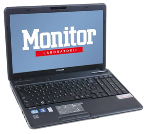 Toshiba Satellite C660-1MT