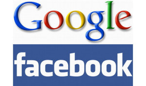 Google in Facebook na vrhu po spletnih obiskih v 2011