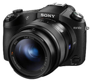 Sony RX10 Mark 2 in RX10 Mark 3