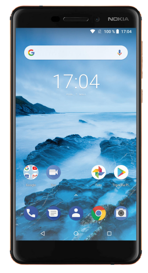 Nokia 6.1 in Nokia 7 Plus