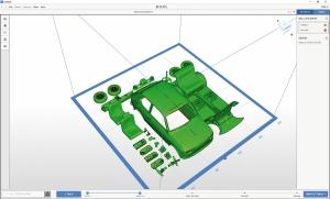 Poljski prostorski printer | Monitor